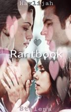 Rantbook d'une Hybride ♡  by TrisMikaelson