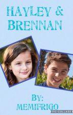 Hayley & Brennan 💞 by memifrigo