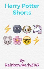 Harry Potter Shorts by Karly2143