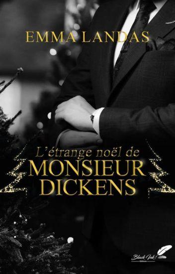 L'étrange Noël De Monsieur Dickens ( Sous contrat d'édition )