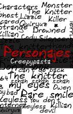 Personajes creepypasta by Quiryuz