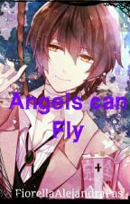 """Angels Can Fly"" (Dazai x Reader) by FiorellaAlejandraPas"