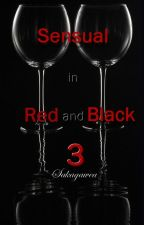 Sensual in red and black III by sakagawea