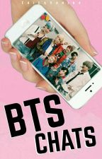 BTS × Chats #KpopAwardsWattpad by EricaVanina