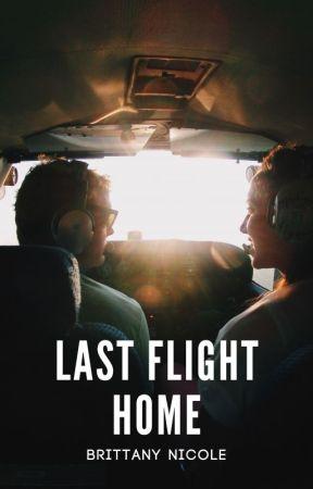 Last Flight Home by dcxxvi