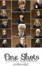 Harry Potter One-Shots by _jaynation