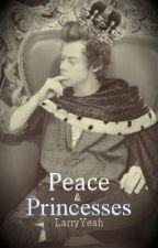 Peace and Princesses (Larry AU) by Curlsncurves