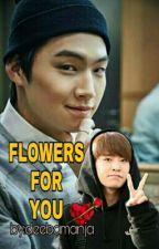 FLOWERS FOR YOU (2Jae) by deebamanja