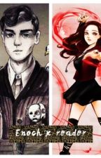 Enoch x reader Miss peregrine's home for peculiar children  by lbabmoh