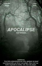 Apocalipse || Carl Grimes  by arybabex