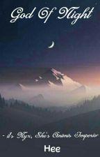 God Of Night - Nyx by Heera-Hopehee07