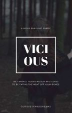 VICIOUS (II) : Peter Pan; OUAT by curiosityanddreams