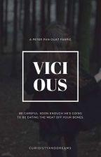 VICIOUS (II) : Peter Pan; OUAT by curiosityanddreams