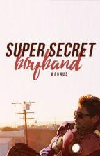 SUPER SECRET BOYBAND by TONYYES