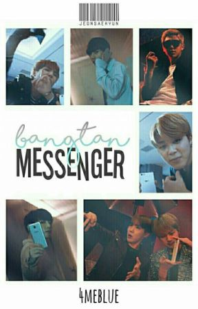 Bangtan Messenger  by 4meblue