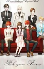 Pick your Poison - Mystic messenger smut book by zensblackangel
