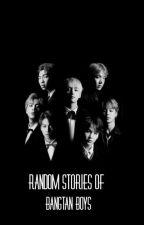 Random Story Of Bangtan Boys(Tagalog) by cole_dipon