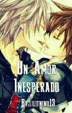 Un Amor Inesperado (Omegaverse) (Editando)  by lilitninu14