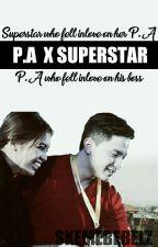 P.A x Superstar (AU MAICHARD) by skemebebelz