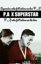 P.A x Superstar (AU MAICHARD) by skemebebelz