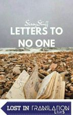 Letters to No One by Toadino2