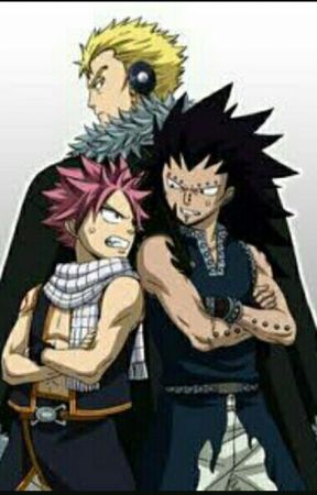 Fairy Tail Male Character X Male Character/Male Reader/Reader