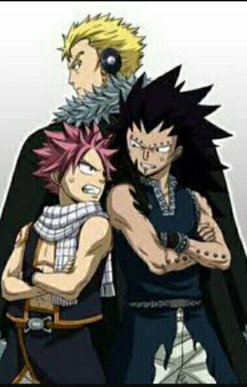 Fairy Tail Male Character X Male Character/Male Reader