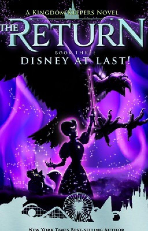 Kingdom Keepers:Disney at Last by Spuds2016