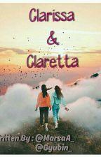 Clarissa & Claretta by MarsaA_
