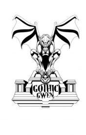Gothic Gwen by AWExley