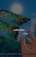 SWIM GOOD | Tim Drake  by -voidgrayson