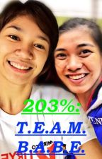 203%: #TeamBabe by Team_MikaReyes