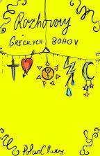 Rozhovory gréckych bohov by PolarClary