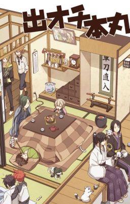 Đọc truyện [Threeshot][Touken Ranbu] Saniwa Và Bọn Trai Làng MAX Phế Vật