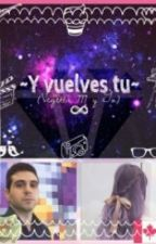 Miradas intensas - Vegetta y Tu by CosmoGalaxikoh
