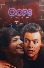 Oops {Larry Stylinson} Omegaverse. by Strong_For_Larry