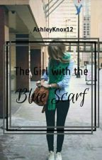The Girl With The Blue Scarf by AshleyKnox12