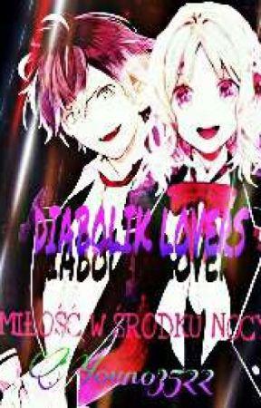 Diabolik Lovers - Miłość w świetle nocy//PORZUCONE by Yuno3522