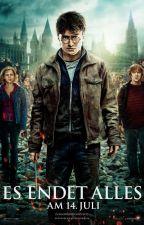 Die Rumtreiber lesen Harry Potter und die Heiligtümer des Todes by Cobra06