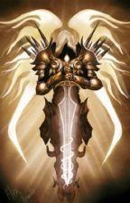 RWBY x Male! Angel! Reader by darkprince171