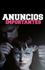 ANUNCIOS IMPORTANTES® by MaraaGrey