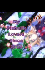 Diabolik lovers: Egy vámpír szíve  by PudliLps