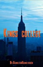 Kings college  by HamiltonHamiltrash