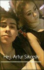 Hej.Artur Sikorski by Wikusiaxvl