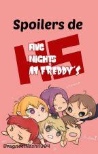 Spoilers de FNAFHS by DragneelNashi1304