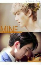 Mine (JinMark(GOT7)) by KimChoHim