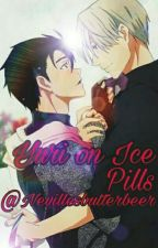 Yuri On Ice Pills by nevillesbutterbeer
