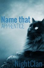 Name That Apprentice by -NightClan-