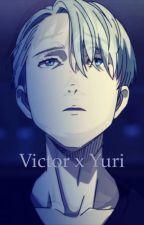 Yuri!!! On Ice | Victor x Yuri by DerangedHorse