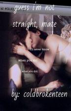 Guess I'm Not Straight, Mate (joshler texts) by ColdBrokenTeen